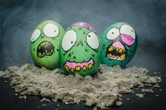Easter egg ideas for the horror fan.