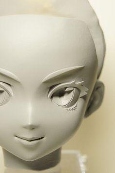 캐쥬얼 여성얼굴 형태감 참고자료 3d Model Character, Character Modeling, Character Art, Character Design, Blender 3d, 3d Art, Modelos 3d, Anime Figurines, 3d Prints