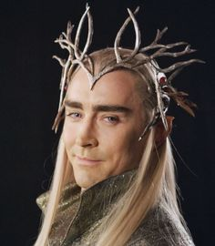 """I heard a knock on my door and I opened it and saw king Thranduil. """"Are you ready?"""" He asked. """"As I'll ever be."""" I replied, as I smoothed the skirts of my gold satin dress. """"How do I look?"""" I asked. """"Lovelier than Luthien Tinuviel herself. But my queen, Ellerian, is more beautiful than all."""" He answered, smiling. But there was a sadness in his eyes. I buried my face in his chest with my arms around his waist. He tensed but wrapped his arms around me. """"Thank you. For everything."""" I whispered."""