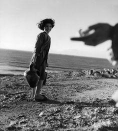 Werner Bischof. Funtana a Mare, Gonnesa, 1950