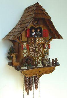 Reloj de cuco.