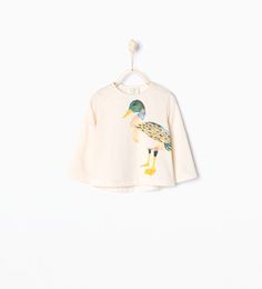 Image 1 of Duck T-shirt from Zara