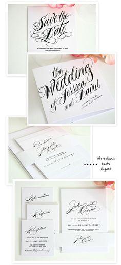 gorgeous wedding type