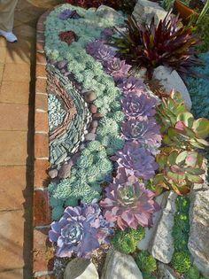 50 Ways Of Creating An Enchanted Succulent Garden In Your Backyard