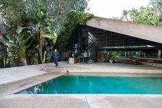 Palm Springs Modernism Week 2015 // Sheats Goldstein Photographed by Tom Ferguson | Yellowtrace