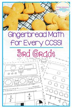 third grade Common Core State Standard in math. These printable sheets ...