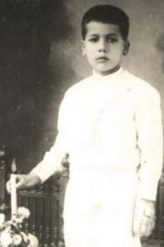 Blessed Jose Sanchez del Rio Martyr of Mexico. This little boy died for his faith. Viva Cristo Rey