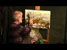 Dennis Sheehan Oil Painting Online Academy