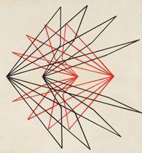 Waldemar Cordeiro, Visible Idea, 1958