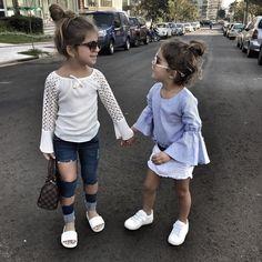 Lara and Sofia