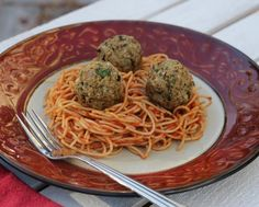Meatballs are the ultimate comfort food If you don't eat meat or want to eat less meat, these vegan eggplant meatballs are healthy and delicious!
