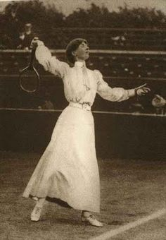 Lawn Tennis outfit, 1907