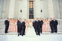 90 State Street Events Wedding Photos | Mollie & Doug
