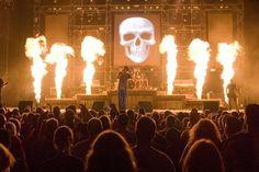 Seeing 3 Doors Down in Concert!