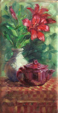 Ruby-Red-Lillies.jpg (519×1000)