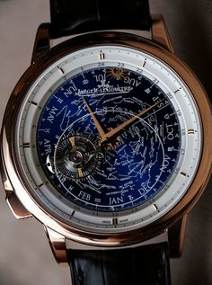 "Jaeger-LeCoultre Master Grande Tradition Grande Complication Watch For 2015 Hands-On - by James Stacey - read more, hear it chime in the video, & see full photo gallery - now on aBlogtoWatch.com ""SIHH is the big show for many brands, which means if a brand like Jaeger-LeCoultre is working on something special, now is when we get to see it. This year, among quite a few wonderful pieces, JLC has shared the 2015 version of their Master Grande Tradition Grande Complication..."" #SIHHABTW"