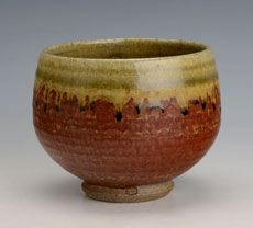 oakwoodceramics: Teabowl.  by Jack Kenny.