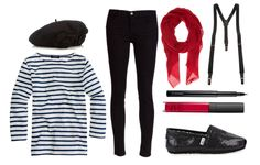 mime, halloween, costume, diy, likenoneother, j.crew, j brand, mac, nars, barneys