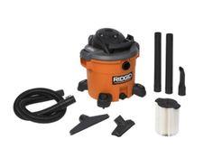 http://amzn.to/2fjw8vg 12 Gal. 5.0-Peak HP Wet Dry Vac High Performance Floor Vacuum Car Carpet Cleaner