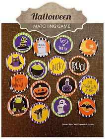 It's Written on the Wall: 33 Fun Halloween Games Treats and Ideas for your Halloween Party Halloween Tags, Halloween Potions, Halloween Carnival, Holidays Halloween, Halloween Pumpkins, Halloween Crafts, Comida De Halloween Ideas, Fun Halloween Activities, Halloween Games For Kids