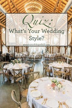 Answer these 5 questions and find your wedding style. Planning your wedding can be overwhelming. By figuring out what flowers you like, you can discover your wedding style and make wedding planning so much easier! Wedding Planning Book, Honeymoon Planning, Plan Your Wedding, Event Planning, Wedding Quiz Buzzfeed, Barn Wedding Inspiration, Design Inspiration, Wedding Ideas, Flora Farms