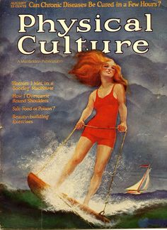 Physical Culture Magazine 1920s