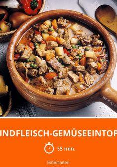 Rindfleisch-Gemüseeintopf - smarter - Zeit: 55 Min. | eatsmarter.de