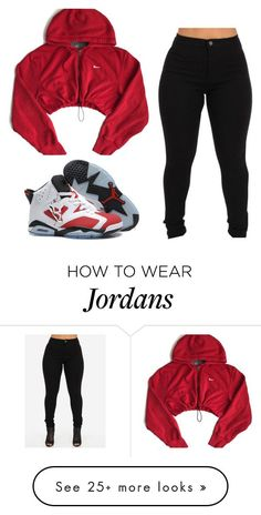 """""""Untitled #280"""" by misspurty on Polyvore featuring NIKE, women's clothing, women, female, woman, misses and juniors"""