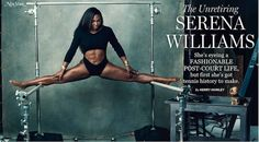 Zo Lenig Is Serena Williams » PrutsFM