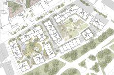 "Schauman & Nordgren Architects Wins Competition for ""City of Gardens"" Masterplan in Finland,© Schauman & Nordgren Architects"