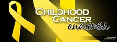 childhood cancer awareness - Google Search