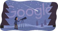 Il 75esimo compleanno dell'astronoma neozelandese Beatrice Tinsley (nella foto) viene celebrato oggi da Google con un doodle in prima pagina