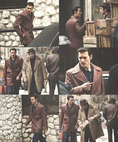 Donnie Brasco ♥♥♥♥♥♥♥♥♥♥♥♥♥♥♥♥♥♥♥♥ - A thousand hearts could not describe how much I love him in this movie, him in general, Al Pacino and Johnny working together is amazing.