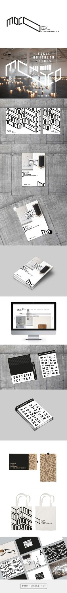 MOCO - VISUAL IDENTITY & BRANDING on Behance - created via https://pinthemall.net: