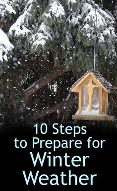 10 Steps to Prepare for Winter Weather http://www.anchoragehousesales.com/miarticles/articleid/211/