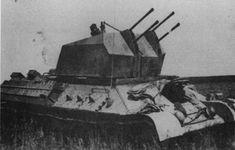 Flakpanzer T-34