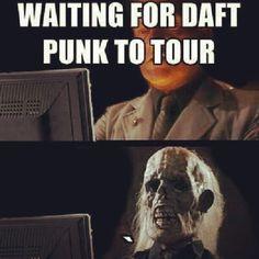 Daft Punk #edm