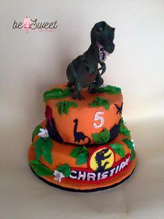 Torta Dinsauro