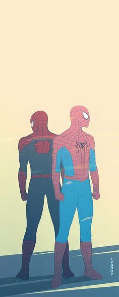 Spiders by deu-O