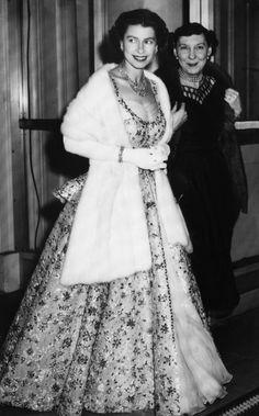 Queen Elizabeth II has so many iconic looks.