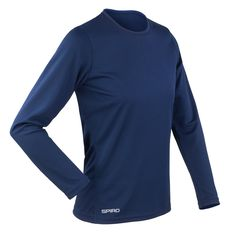 SPIRO WOMENS QUICK DRY LONG SLEEVE T-SHIRT, The Result & Spiro Official Online Store
