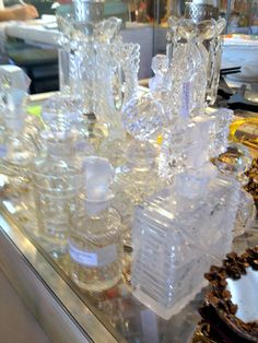Providence Ltd Design - Crystal perfume bottles in our shop