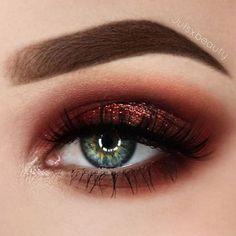 10 Maquiagens Maravilhosas Para o Natal - http://www.pausaparafeminices.com/maquiagem/10-maquiagens-maravilhosas-para-o-natal/