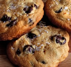 Jessica Emily Marx for The New York Times Salted Tahini Chocolate Chip Cookies