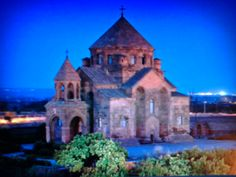 Cathedral and Churches of Echmiatsin and Archeological Site of Zvartnots,Armenia -UNESCO World Heritage Cultural Site
