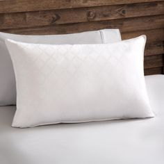 Jessica McClintock 700 Fill Power PurDown Antimicrobial Hypoallergenic White Down Pillow - Overstock™ Shopping - Great Deals on Jessica McClintock Down Pillows
