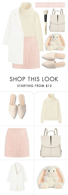 """Happy Easter"" by vazsu on Polyvore featuring Uniqlo, See by Chloé, Kin by John Lewis, MANGO and Bobbi Brown Cosmetics"