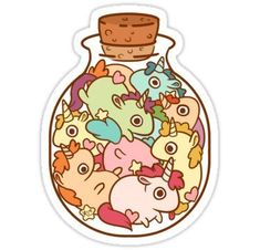 Water Bottles and Cell Phones for Laptops Snail Sticker