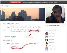Rahasia Backlink dari Google Plus