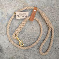 Medium Resq Co. Tex Collar / Premium Adjustable Leather by RESQCO